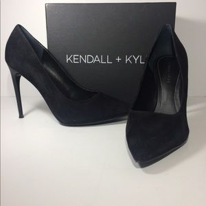 Kendall & Kylie Suede Pumps